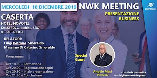 Presentazione Business Meeting CASERTA