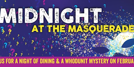 Midnight at the Masquerade - Dinner Theater tickets