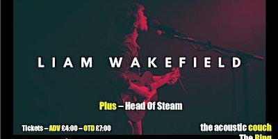 Liam Wakefield & Head of Steam