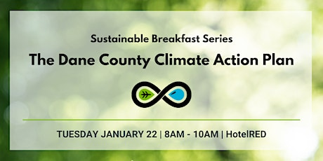 Dane County Climate Action Plan tickets