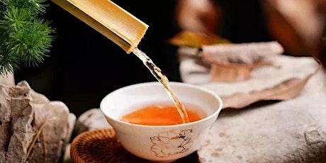 Tea Meditation Class - Free Open Class tickets