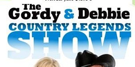 The Country Legends Show featuring Gordy & Debbie Wensel tickets