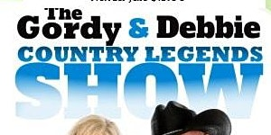 The Country Legends Show featuring Gordy & Debbie Wensel