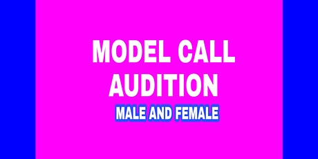CHARLOTTE  NC  I WANNA BE A MODEL TOO MODEL CALL AGES 6 AND UP billets
