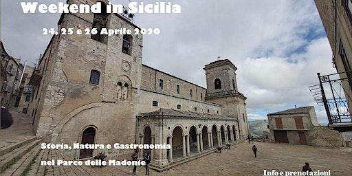 Weekend in Sicilia. Trekking delle Madonie