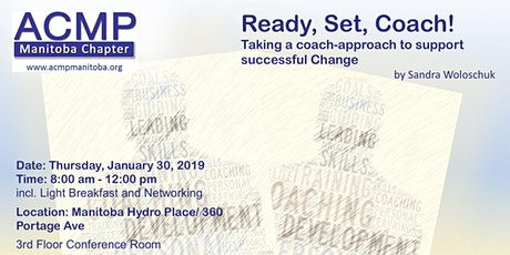Ready, Set, Coach!  Taking a coach-approach to support successful Change tickets