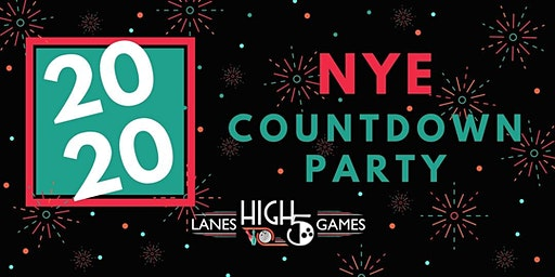 High 5 to NYE of 2020!