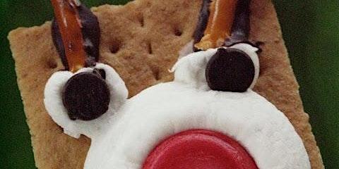 B'More Sweeties Make Reindeer S'mores