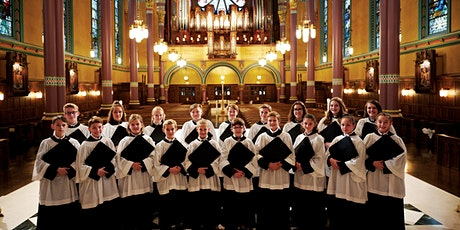 Saint Michael Presents: Choir of The Cathedral of the Madeleine tickets
