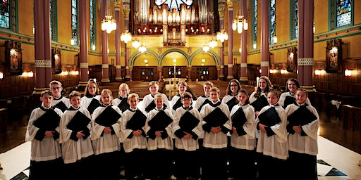 Saint Michael Presents: Choir of The Cathedral of the Madeleine