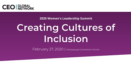 2020 Women's Leadership Summit: Creating Cultures of Inclusion tickets