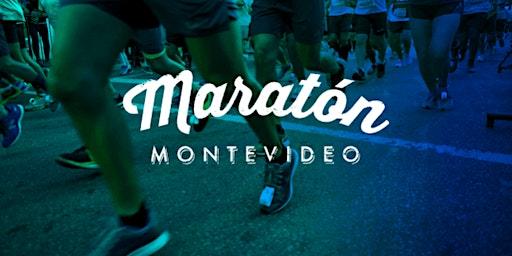 Maratona de Montevideo 2020 - Inscrições