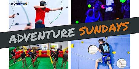 Adventure Sundays tickets