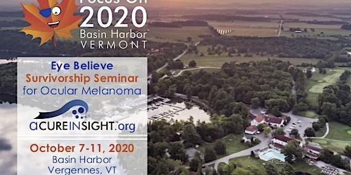 Eye Believe Survivorship Seminar Basin Harbor