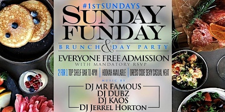Sunday Funday Brunch & Day Party tickets