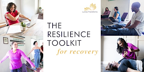 Toolkit for Recovery - Online | 10am PST tickets