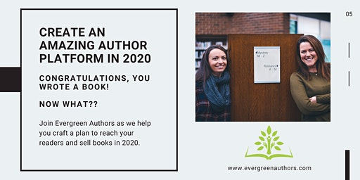 How to Create an Amazing Author Platform in 2020