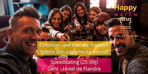 Speeddating Gent, 25-39j