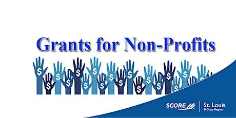 Topic: Grants in Plain Sight 04042020 tickets