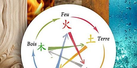 Approche selon l'école des 5 éléments (Wosley et Jarrett) - FEU billets