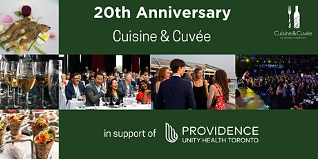 2020 Cuisine and Cuvée (NEW DATE: Friday, Sept 11, 2020) tickets