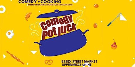 Essex Market's Comedy Potluck tickets