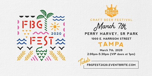 FBG 2020 Craft Beer Festival