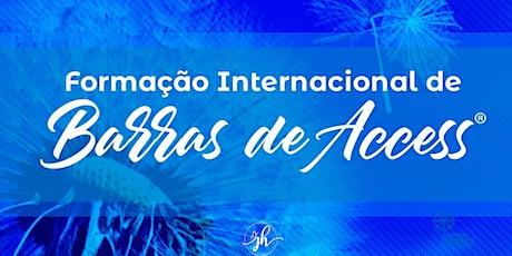 Curso Internacional de BARRAS DE ACCESS - JANEIRO 2020  em Alphavlle - SP ingressos