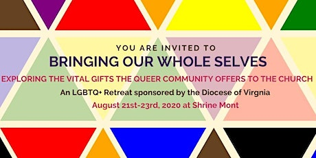 Bringing Our Whole Selves: Exploring the Vital Gifts of the Queer Community tickets
