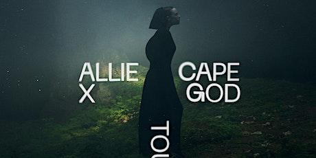 Allie X @ The Sunset tickets