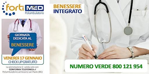 CONSULENZA GRATUITA DEDICATA AL BENESSERE INTEGRATO