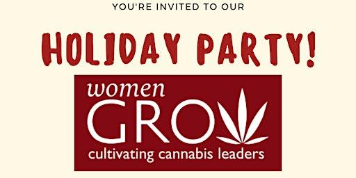 WomenGrow Philadelphia 2019 Holiday Party!