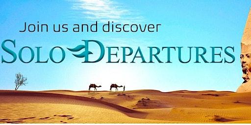 Solo Departures Information Session - Oak Bay