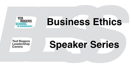 Business Ethics Speaker Series: Hershell Ezrin tickets