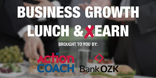 Lunch and Earn | Breaking through growth barriers in your business (Winston-Salem)