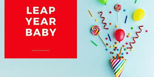 Leap Year Birthday Celebration
