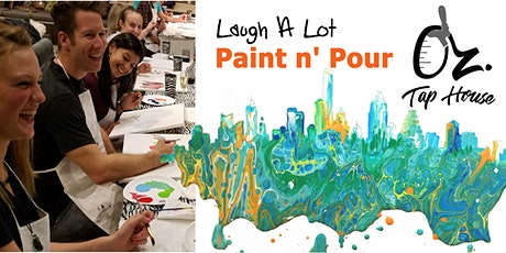 Paint n' Pour  - Art Making, Beer & Wine Social tickets