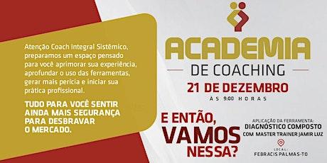 [Palmas-TO] Academia de Coaching 2019 - 21/12 ingressos