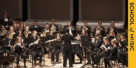 """University of Minnesota Wind Ensemble presents """"Connections to the Past"""" tickets"""