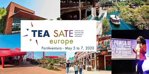 TEA SATE Europe 2020 - PortAventura -  Spain