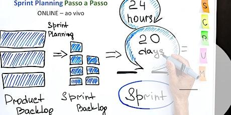 Sprint Planning -  passo a passo - ONLINE - Março/2020 ingressos