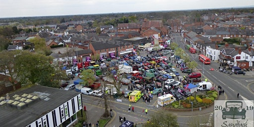 30 years of Sandbach Transport Festival