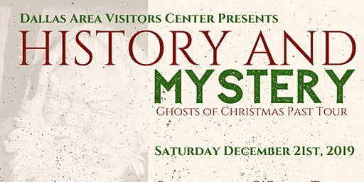 History and Mystery Ghosts of Christmas Past