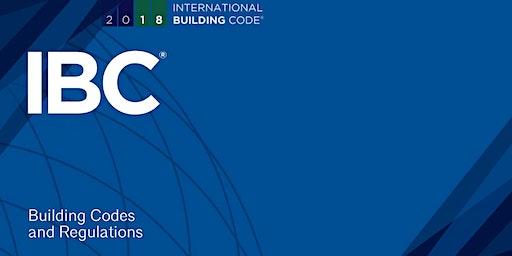 BCRC Seminar: 2018 IBC Significant Changes