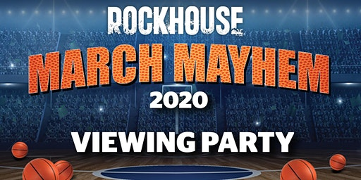 Rockhouse March Mayhem 2020