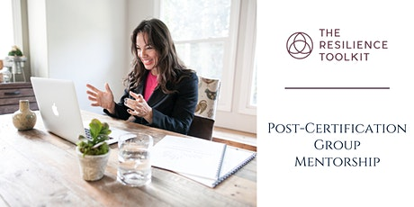 Post-Certification Group Mentorship - February | 6pm PST tickets