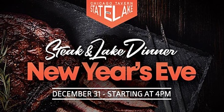Steak & Lake New Year's Eve Dinner tickets