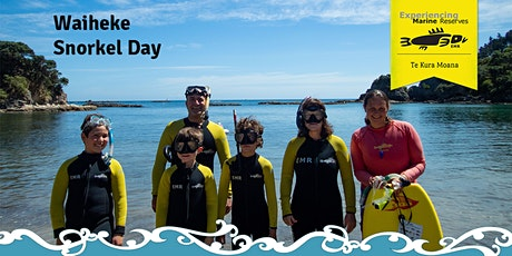 Waiheke Snorkel Day tickets