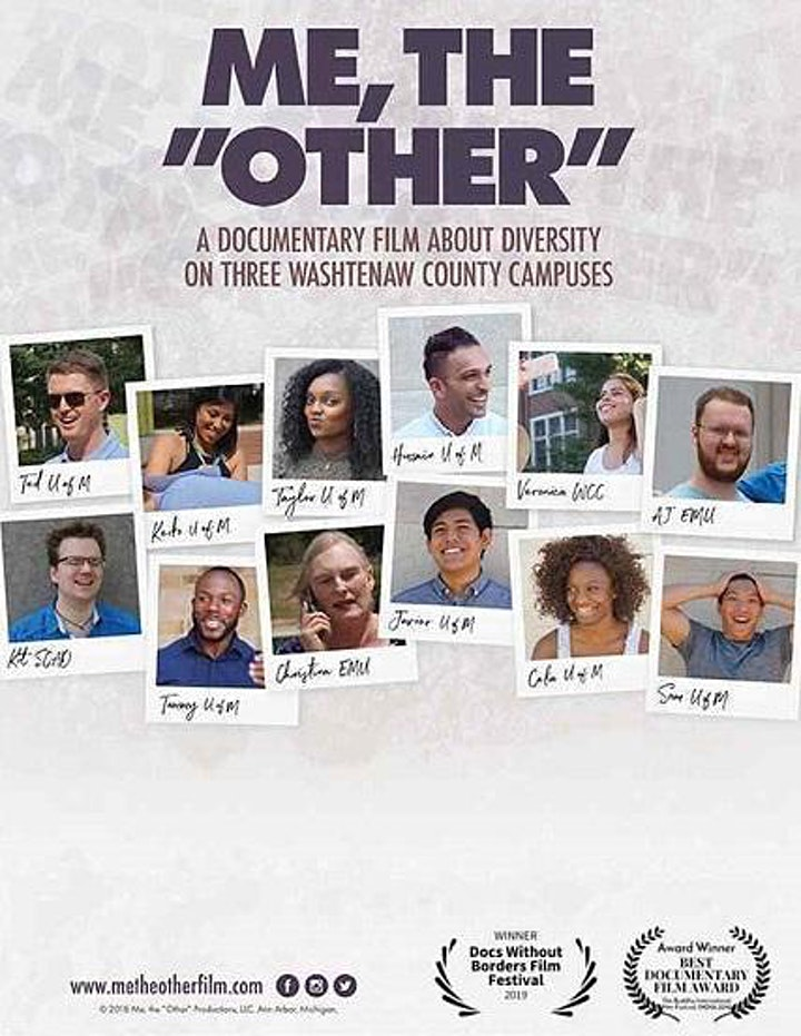 "Me, the ""Other"", a documentary film about diversity image"
