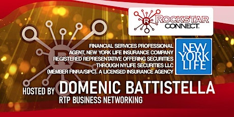 Free RTP Business Rockstar Connect Networking Event (January, RTP) tickets